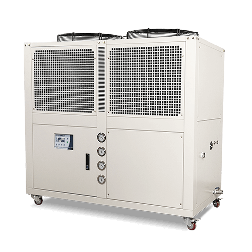 portable air-cooled chiller